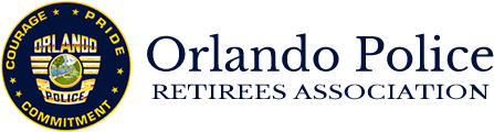 Orlando Police Retirees Association Logo