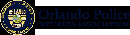 Orlando Police Retirees Association Logo